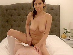 Young Step Sister gets Creampie after School (Part 2)